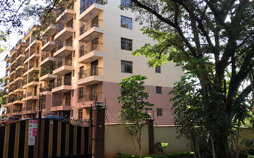 Executive 2 bedroom apartment for rent in Lavington