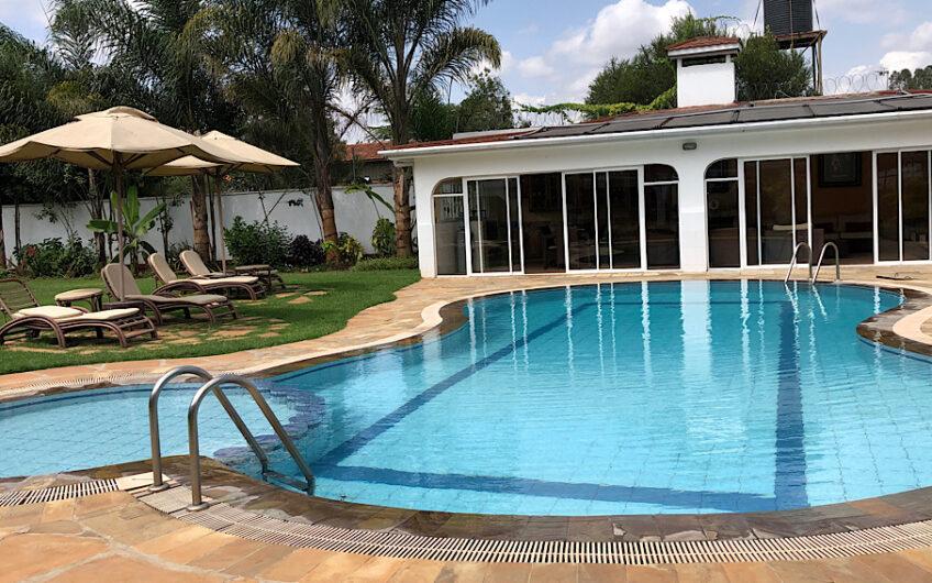 Charming bedsitter for rent in Karen langata