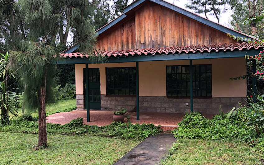 2 bedroom house for rent on Ndege road Karen
