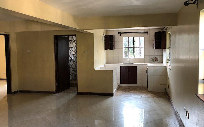 2 bedroom spacious house for rent in Karen